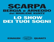 978885840798_Scarpa_Tiziano_Lo_show_dei_tuoi_sogni